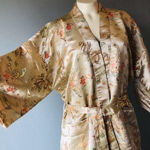 Vintage Chineese Robe